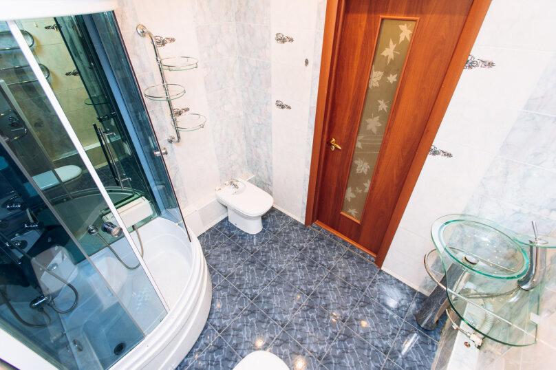 2-комн. квартира, 60 кв.м. на 4 человека, Кузнечная улица, 79, Екатеринбург - Фотография 14