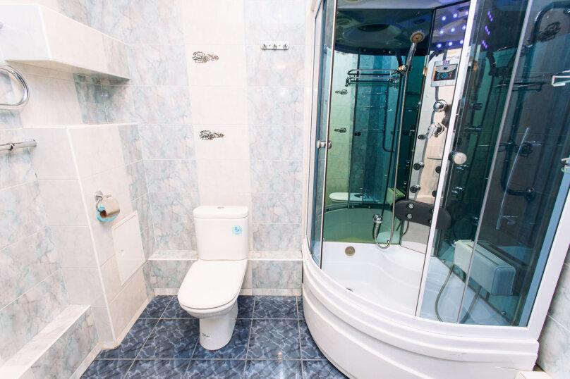 2-комн. квартира, 60 кв.м. на 4 человека, Кузнечная улица, 79, Екатеринбург - Фотография 15