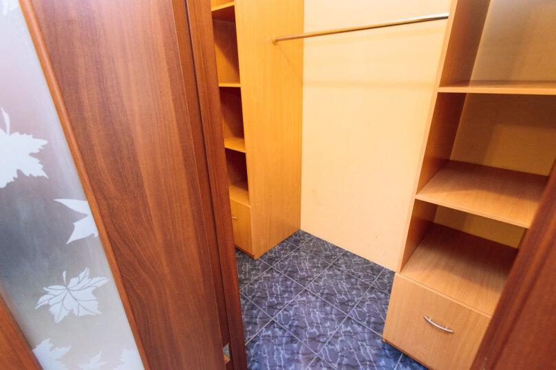 2-комн. квартира, 60 кв.м. на 4 человека, Кузнечная улица, 79, Екатеринбург - Фотография 16