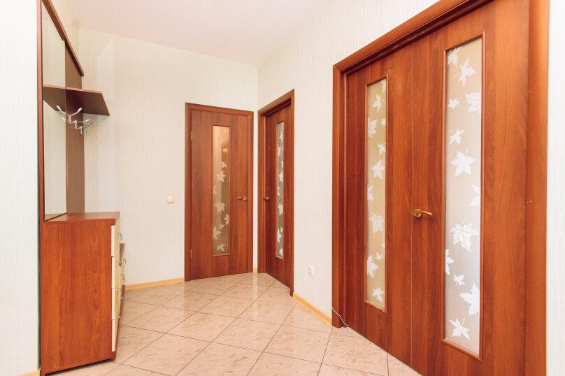 2-комн. квартира, 60 кв.м. на 4 человека, Кузнечная улица, 79, Екатеринбург - Фотография 18