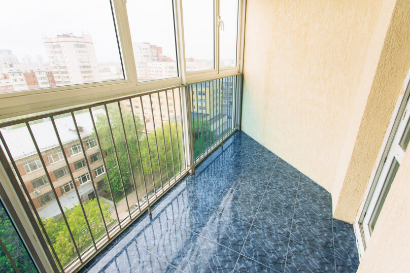 2-комн. квартира, 60 кв.м. на 4 человека, Кузнечная улица, 79, Екатеринбург - Фотография 19