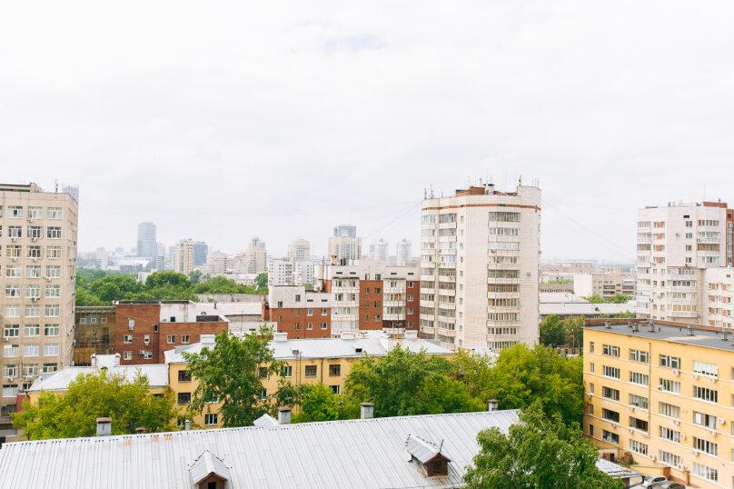 2-комн. квартира, 60 кв.м. на 4 человека, Кузнечная улица, 79, Екатеринбург - Фотография 20