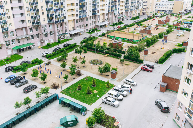2-комн. квартира, 60 кв.м. на 4 человека, Кузнечная улица, 79, Екатеринбург - Фотография 21