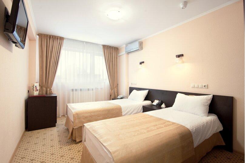 Стандарт двухместный (2 кровати), проспект Ватутина, 2, Белгород - Фотография 1