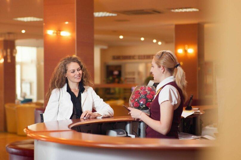 """Бизнес-отель """"АМАКС"""", проспект Ватутина, 2 на 270 номеров - Фотография 2"""