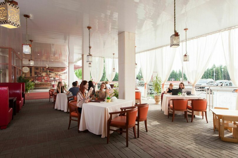 """Бизнес-отель """"АМАКС"""", проспект Ватутина, 2 на 270 номеров - Фотография 6"""