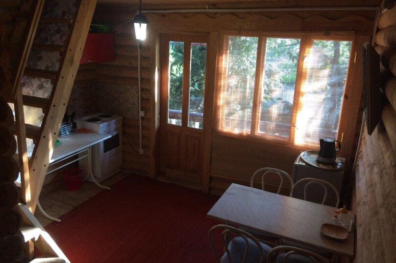 Дома для отдыха, 50 кв.м. на 4 человека, 1 спальня, Сурикова, 14 а, Алупка - Фотография 6