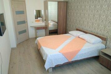 1-комн. квартира, 40 кв.м. на 4 человека, улица Крылова, 15к3, Анапа - Фотография 1