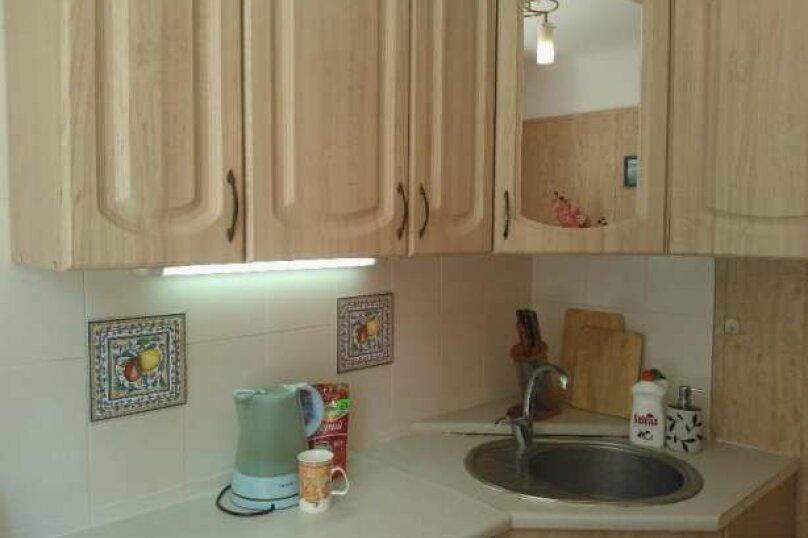 1-комн. квартира, 30.1 кв.м. на 4 человека, Алупкинское шоссе, 34, Гаспра - Фотография 3