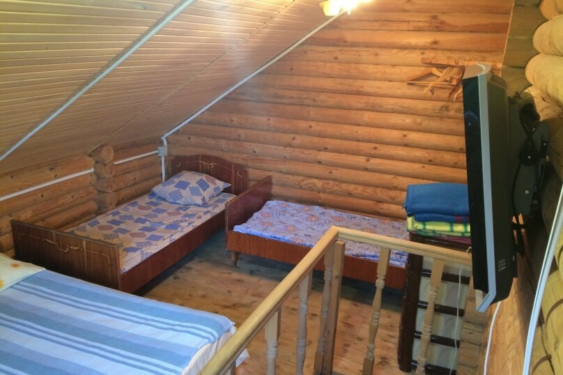 Дома для отдыха, 50 кв.м. на 4 человека, 1 спальня, Сурикова, 14 а, Алупка - Фотография 11