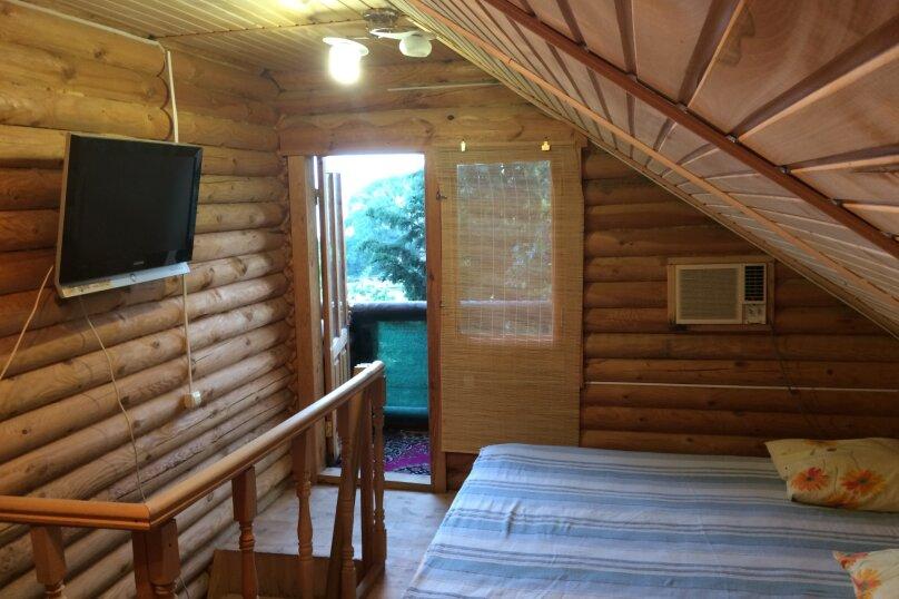 Дома для отдыха, 50 кв.м. на 4 человека, 1 спальня, Сурикова, 14 а, Алупка - Фотография 12