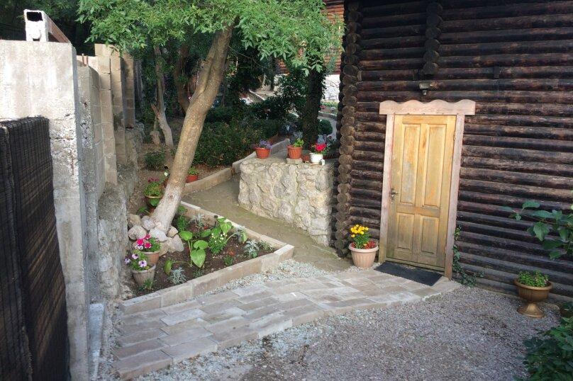 Дома для отдыха, 50 кв.м. на 4 человека, 1 спальня, Сурикова, 14 а, Алупка - Фотография 14