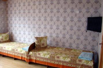 номер  на 4 чел в 350 метрах от моря, 35 кв.м. на 4 человека, 1 спальня, улица Нахимова, поселок Орджоникидзе, Феодосия - Фотография 4