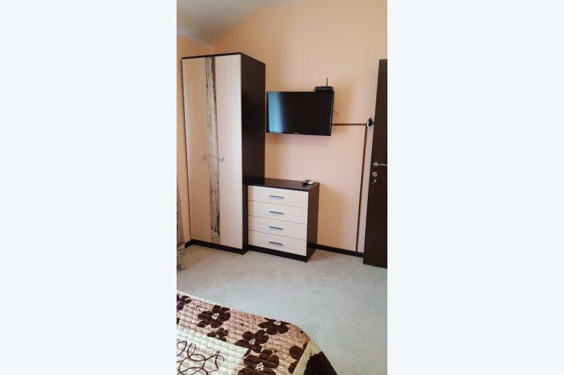 2 местный номер с двуспальной кроватью , Центральная, 28 б/1, Агой - Фотография 1