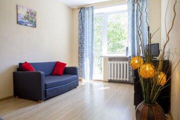 1-комн. квартира, 35 кв.м. на 2 человека, проспект Ленина, 37, Петрозаводск - Фотография 2