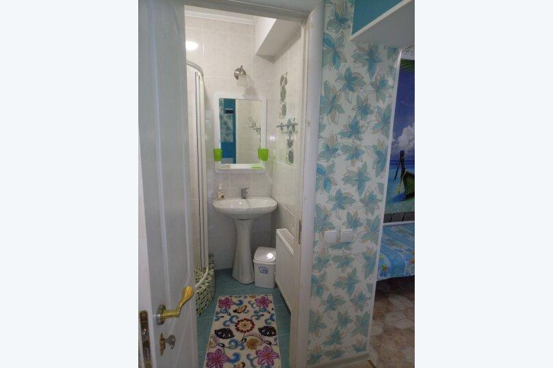 1-комн. квартира, 32 кв.м. на 3 человека, улица 14 Апреля, 19, Уютное, Судак - Фотография 3
