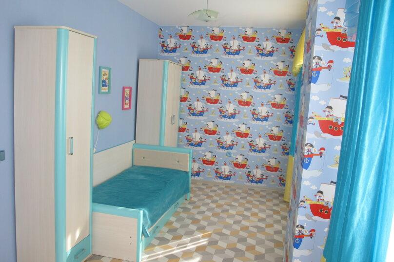 2-комн. квартира, 100 кв.м. на 6 человек, улица Толстого, 50, Анапа - Фотография 14