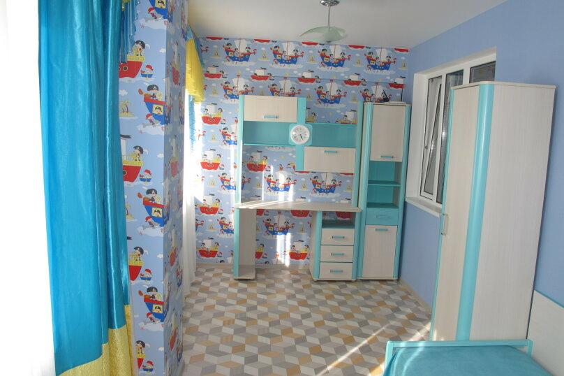 2-комн. квартира, 100 кв.м. на 6 человек, улица Толстого, 50, Анапа - Фотография 15