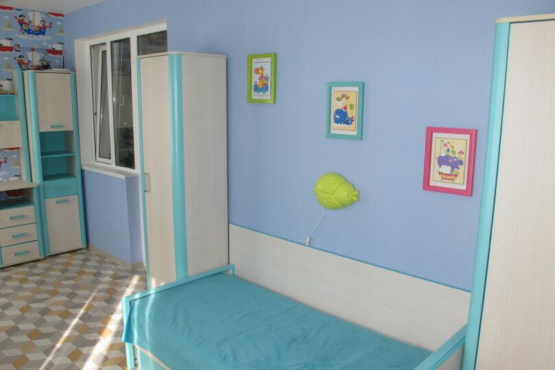 2-комн. квартира, 100 кв.м. на 6 человек, улица Толстого, 50, Анапа - Фотография 20
