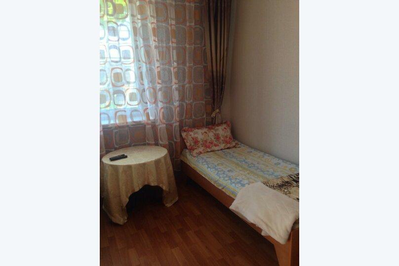 Коттедж 1, 50 кв.м. на 6 человек, 1 спальня, ул.Луговая, 12-а, Черноморское - Фотография 3