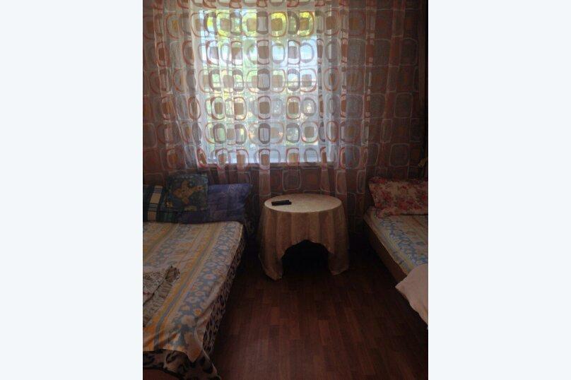 Коттедж 1, 50 кв.м. на 6 человек, 1 спальня, ул.Луговая, 12-а, Черноморское - Фотография 8