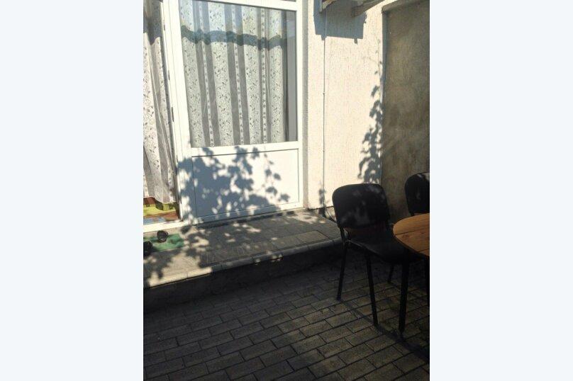 Коттедж 1, 50 кв.м. на 6 человек, 1 спальня, ул.Луговая, 12-а, Черноморское - Фотография 11