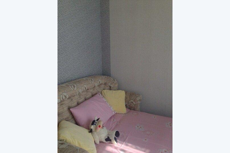 Коттедж 1, 50 кв.м. на 6 человек, 1 спальня, ул.Луговая, 12-а, Черноморское - Фотография 14