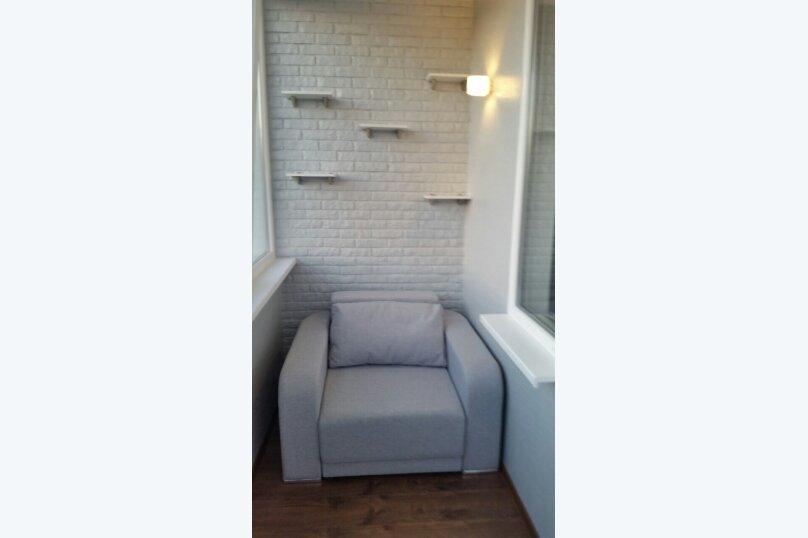 2-комн. квартира, 60 кв.м. на 5 человек, улица Репина, 1Б, Севастополь - Фотография 3