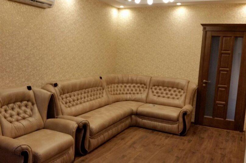 2-комн. квартира, 60 кв.м. на 5 человек, улица Репина, 1Б, Севастополь - Фотография 4