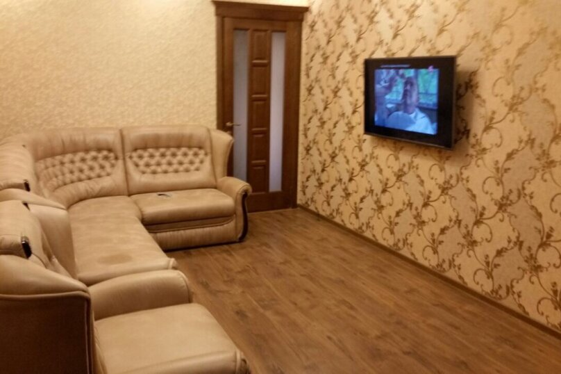 2-комн. квартира, 60 кв.м. на 5 человек, улица Репина, 1Б, Севастополь - Фотография 5