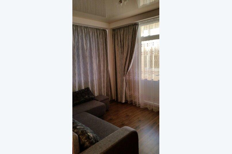 2-комн. квартира, 60 кв.м. на 5 человек, улица Репина, 1Б, Севастополь - Фотография 7