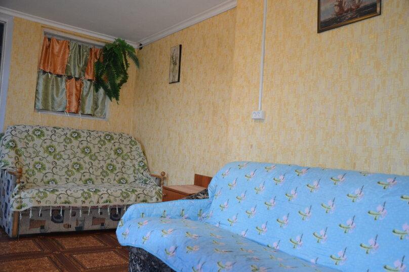 Двухкомнатный номер 1 этаж, улица Нахимова, 53, Феодосия - Фотография 4