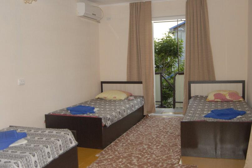 Отдельная комната, Морская улица, 15, поселок Приморский, Феодосия - Фотография 1