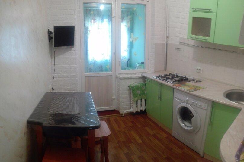 1-комн. квартира, 37 кв.м. на 4 человека, переулок Иванова, 5А, Алушта - Фотография 3