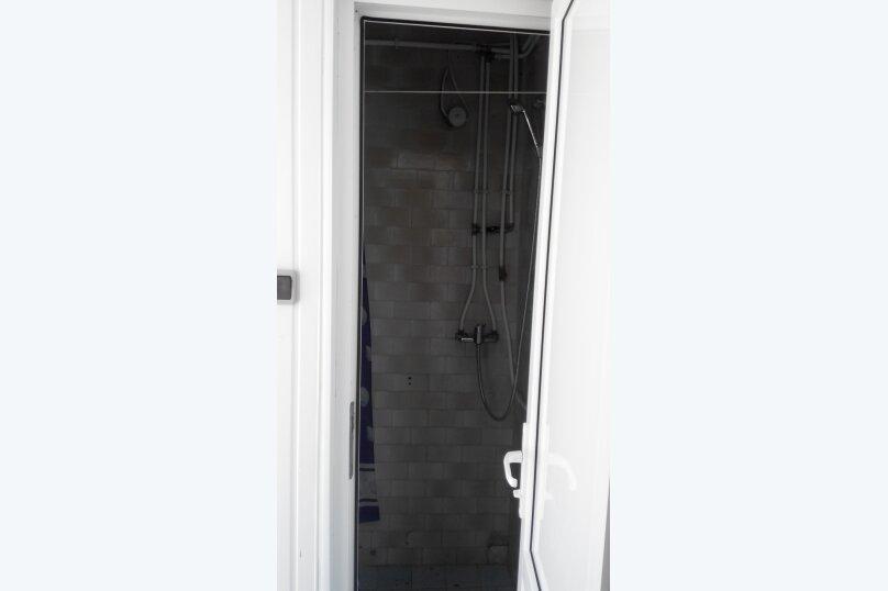 Двухкомнатный коттедж, 60 кв.м. на 4 человека, 2 спальни, Новая, 59,60, Мирный, Крым - Фотография 5