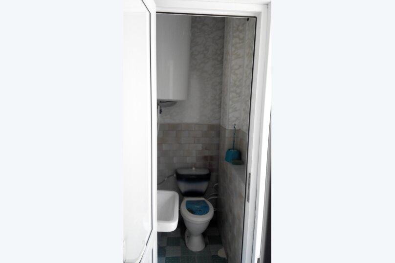 Двухкомнатный коттедж, 60 кв.м. на 4 человека, 2 спальни, Новая, 59,60, Мирный, Крым - Фотография 6