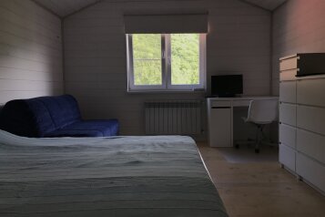 Уютный новый домик в горном ущелье на море!, 50 кв.м. на 5 человек, 1 спальня, Светлая, 6, Прасковеевка - Фотография 3