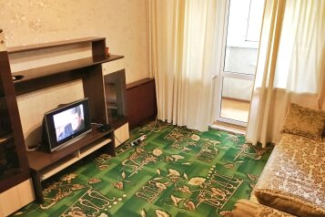 2-комн. квартира, 40 кв.м. на 6 человек, улица Трудящихся, Анапа - Фотография 1