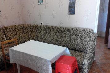 Двухкомнатный коттедж, 60 кв.м. на 4 человека, 2 спальни, Новая, 59,60, Мирный, Крым - Фотография 2