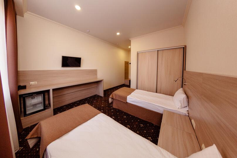 Стандартный номер с 1 кроватью или 2 отдельными, улица Бабушкина, 150, Краснодар - Фотография 10