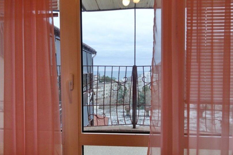 Эллинг в Партените, 133 кв.м. на 8 человек, 3 спальни, Фрунзенское шоссе, 20, Партенит - Фотография 4