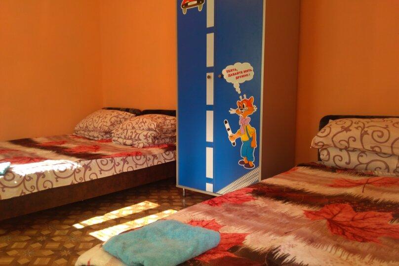 Жилье у моря в Орловке, 150 кв.м. на 13 человек, 4 спальни, Морская улица, 15, посёлок Орловка, Севастополь - Фотография 14