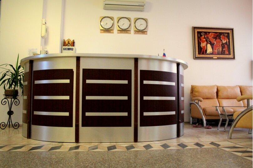 """Гостевой дом """"Ясон"""", Терская улица, 52 на 29 комнат - Фотография 10"""