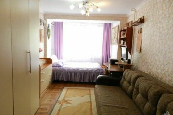 2-комн. квартира, 50 кв.м. на 6 человек, улица Кошевого, 24, Дивноморское - Фотография 1