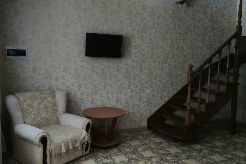 Якорь четырехместный номер, Алуштинская улица, 20, Евпатория - Фотография 20