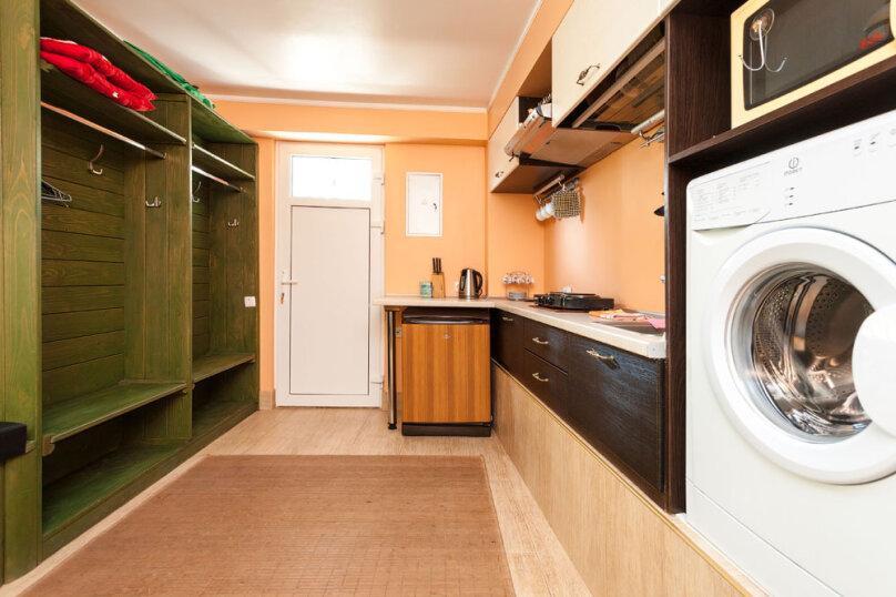 Семейный номер, 40 кв.м. на 3 человека, 1 спальня, ул. шоссе свободы, 15 б, Алупка - Фотография 12