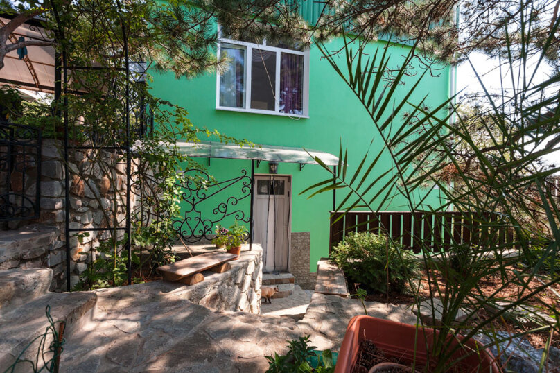 Семейный номер, 40 кв.м. на 3 человека, 1 спальня, ул. шоссе свободы, 15 б, Алупка - Фотография 13
