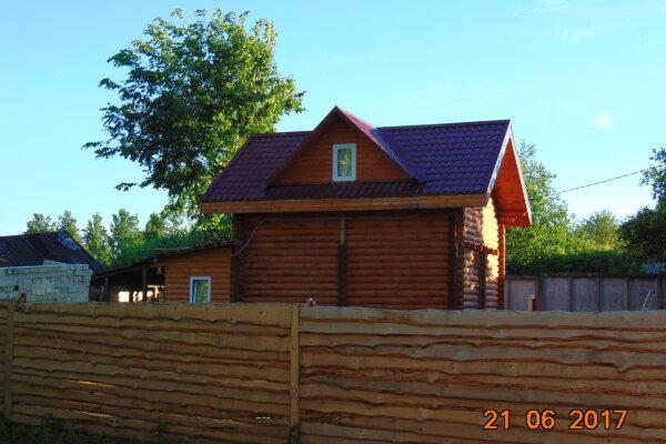 Гостевой дом-баня, 80 кв.м. на 6 человек, 2 спал...