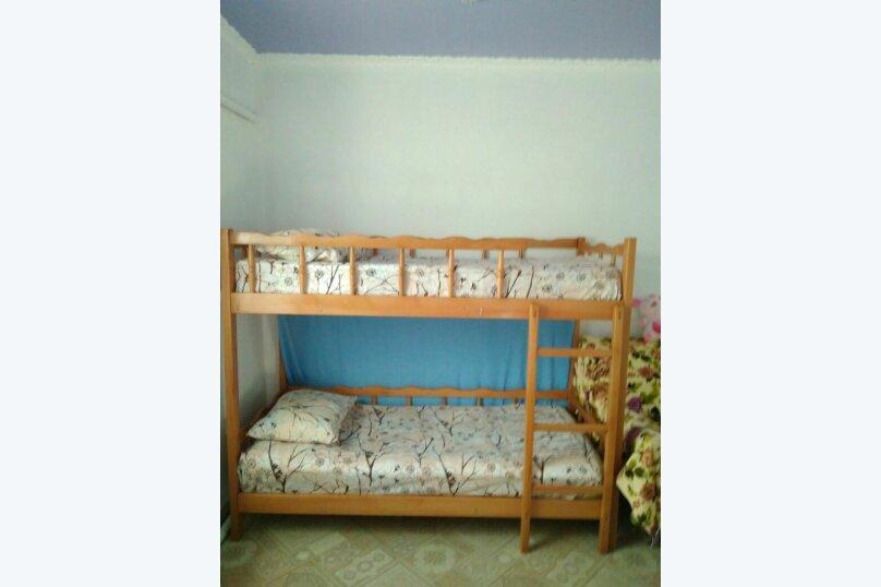 Дом, 70 кв.м. на 8 человек, 2 спальни, Кавказская улица, 14, Ейск - Фотография 11