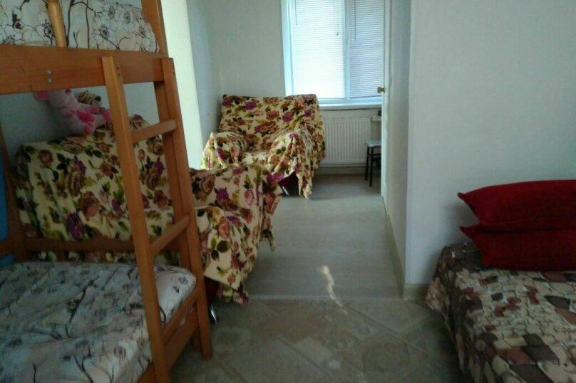 Дом, 70 кв.м. на 8 человек, 2 спальни, Кавказская улица, 14, Ейск - Фотография 12